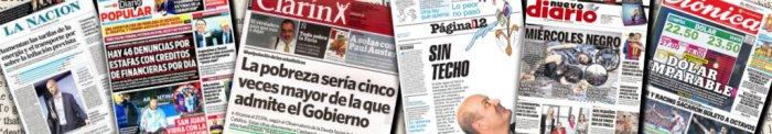 Periódicos argentinos